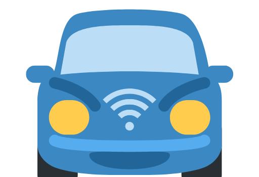 Машинка-робот с дистанционным WiFi-управлением