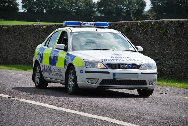 Статистика: дороги Ирландии стают безопасней